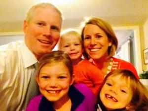 Marc Bender & family