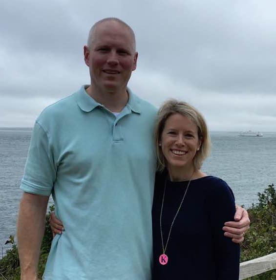 Marc and Katie Bender